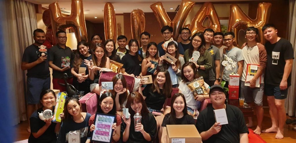 Global Talent experience in Singapore with HipVan!